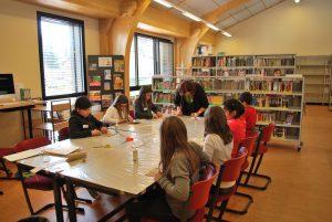 Atelier avec les enfants - 20 avril