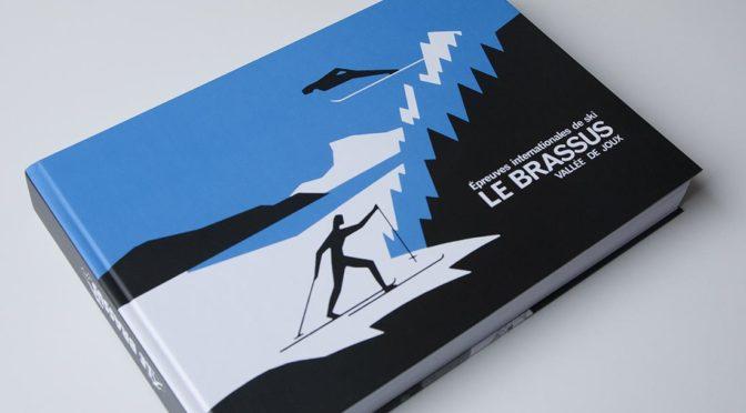 L'inter : le concours international de ski nordique du Brassus de Jacques-Frédéric Piguet