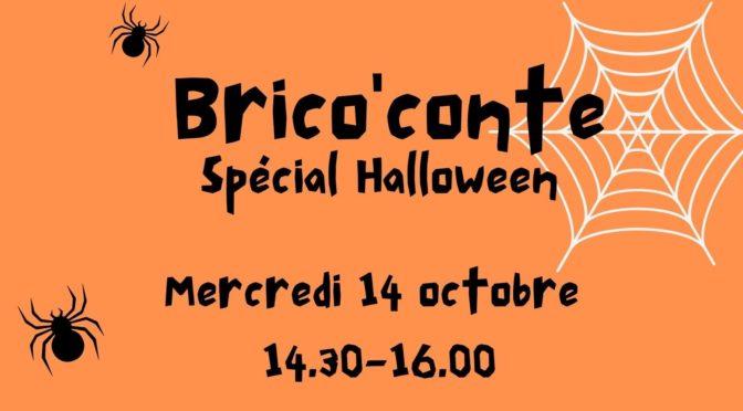 Brico'conte – 14 octobre 2020